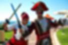 דמויות שטח פיראטים שודדי ים