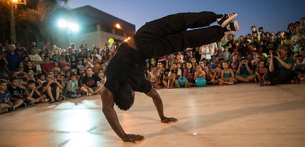 פסטיבל תרבות הרחוב. צילום חורחה נובומינס