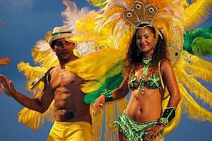 הפקת אירוע קרנבל ברזיל