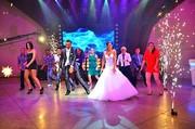 מופע פלאש מוב חתונה