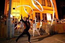 מיצג ריקוד מודרני לאירועים