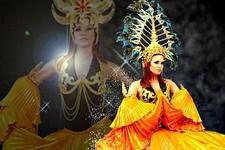 דמויות שטח תאילנדיות