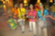 מתופפים ברזילאיים לאירועים