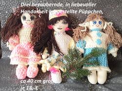 Puppen 18,-€