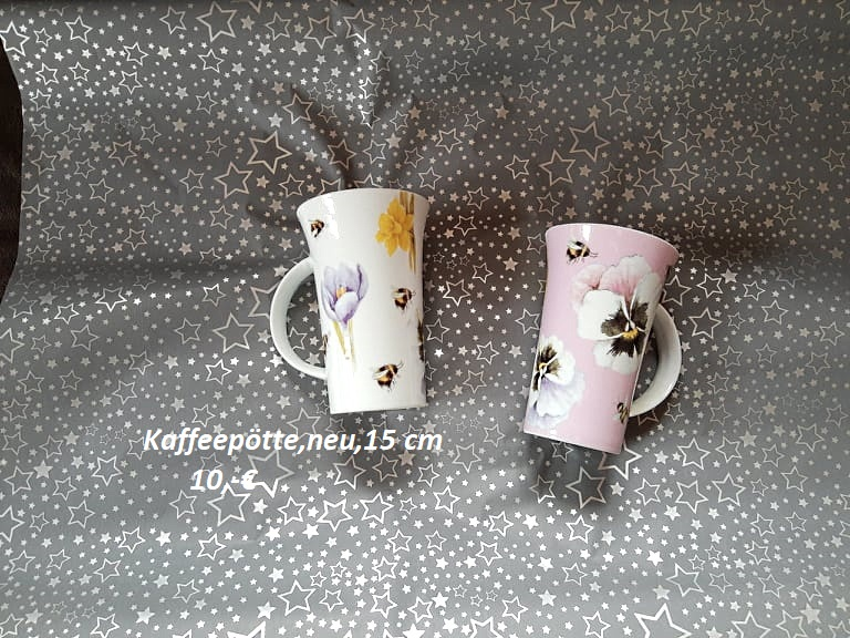 Tassen Kaffeepötte  10,-€