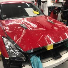 Nissan GTR Full nose