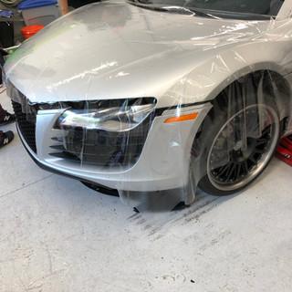 Audi R8 Full hood Coverage