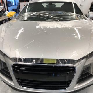 Audi R8 Full hood