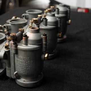 Unplated Winfield Carburetors