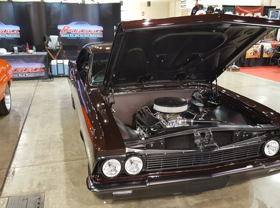 1966 Big Block Chevelle