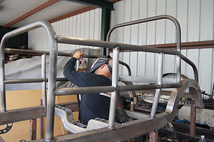Chassis Fabrication in Los Angeles