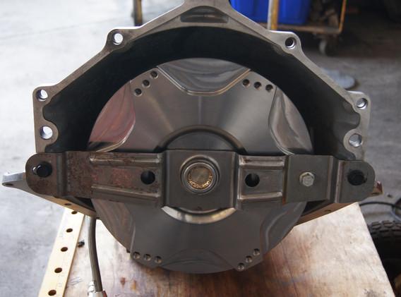 Billet 3000 stall torque converter