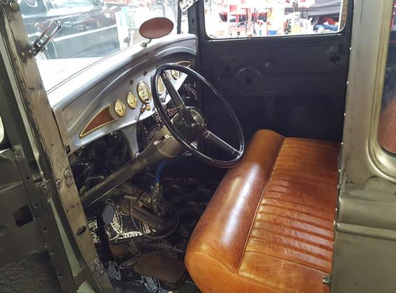 Ford Model A Cragar OHC 4 Banger