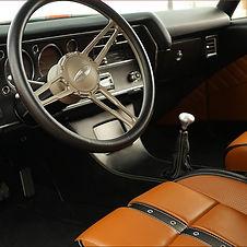 Custom Car Interiors at Brauns Motorsports in Los Angeles