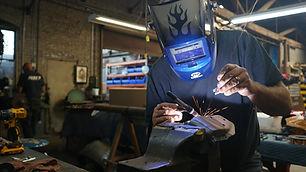 Custom Fabrication and Sheet Metal at Brauns Motorsports Los Angeles