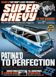 Brauns Motorsports in Chevy Magazine