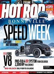 Brauns Motorsports in Hot Rod Magazine