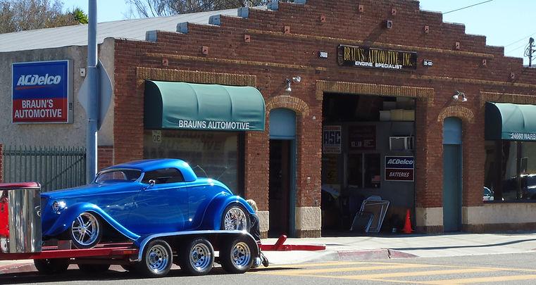 Hot Rod and Muscle Car Restoration in Lomita California