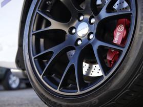 Custom Brake Installation