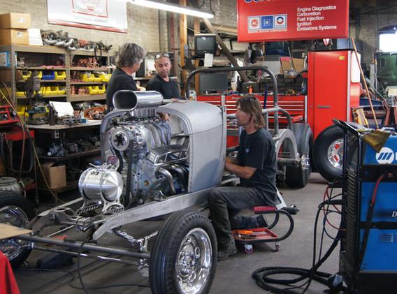 22 Jr. Fuel Altered Roadster