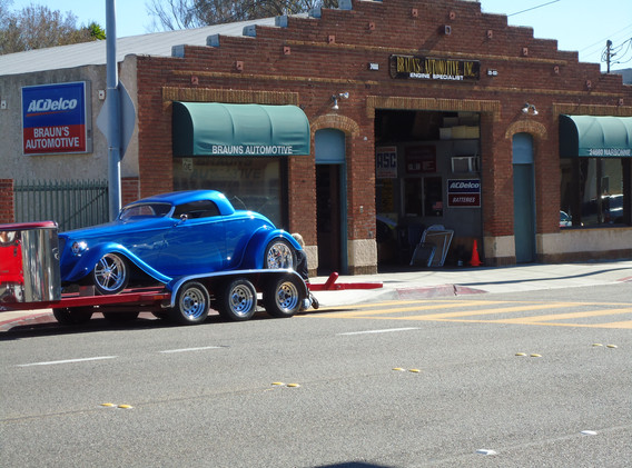 Kool '33 Roadster