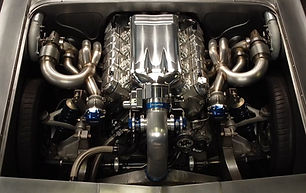 Hi-performance Engine Building at Brauns Motorsports in Los Angeles