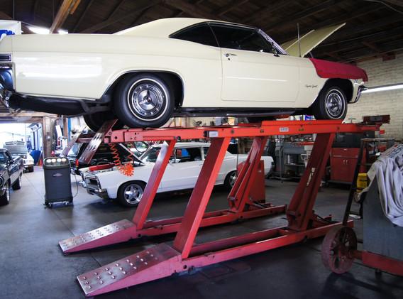 1965 Chevy Impala SS