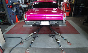 Chassis Dyno Tuning Los Angeles