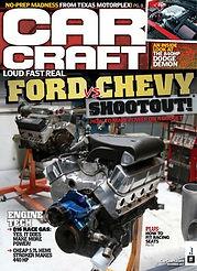 Brauns Motorsports in Car Craft Magazine