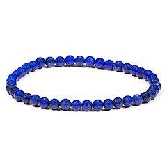 Bracelet lapis lazuli naturel
