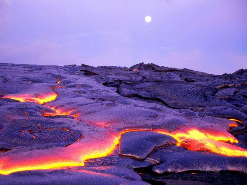 Kilauea Hawaï