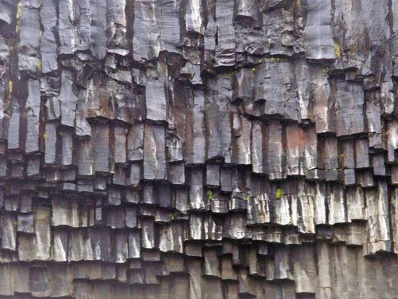 Prismes basaltiques