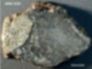NWA 3333, achondrite composée de gabro, brèche et basalte