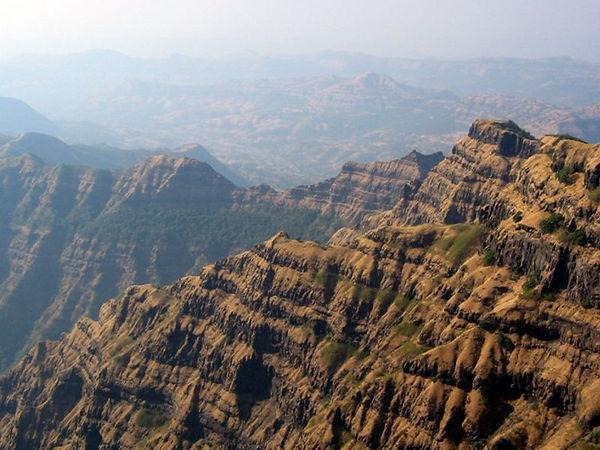 Trapps du Deccan, Inde