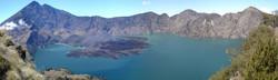 Lac de caldera Segara Anak