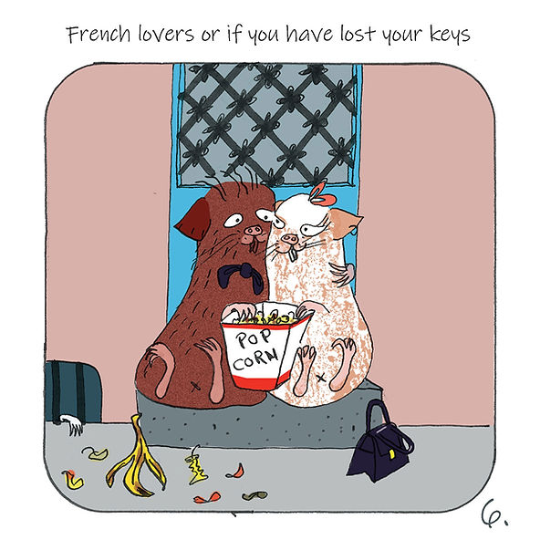French-lovers