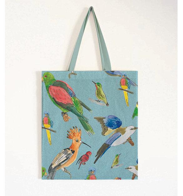 Mock up sac oiseaux