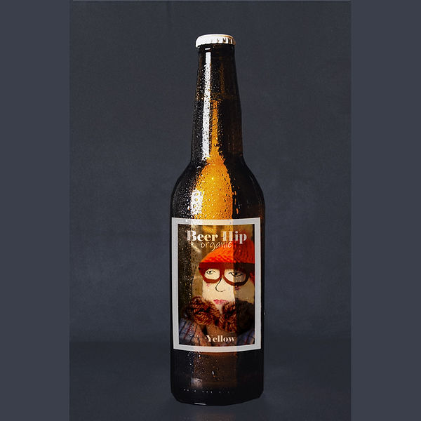Beer label, packaging,