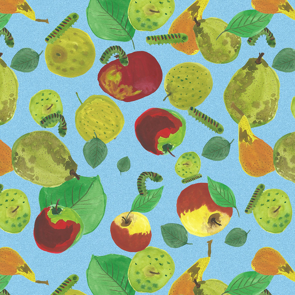 Pattern autumn Stephanie Weppelmann