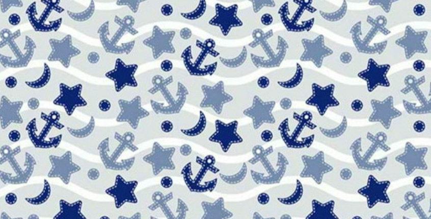 Ninho Baby - Náutico Azul