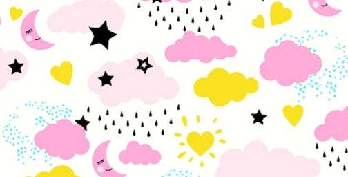 Lençol - Céu de Amor