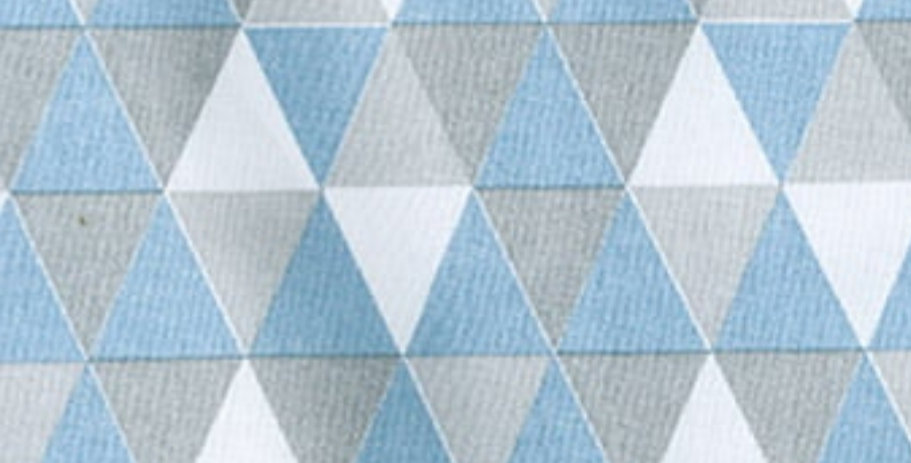 Ninho Baby - Losango Azul