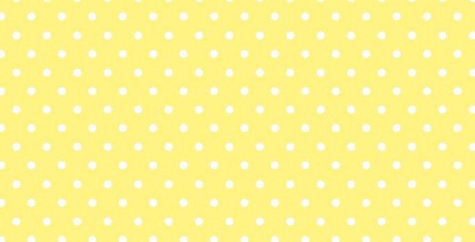 Lençol - Poá Amarelo
