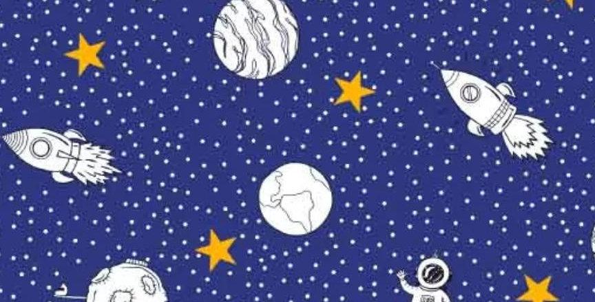 Ninho Baby - Espacial