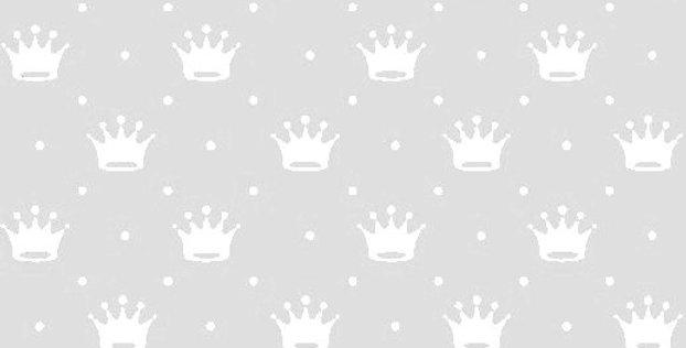 Lençol - Coroinha Cinza