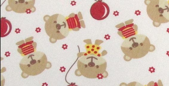 Ninho Baby - Urso e Balão Vermelho