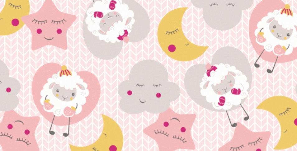 Lençol - Soneca Rosa