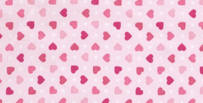 Ninho Baby - Coração Rosa