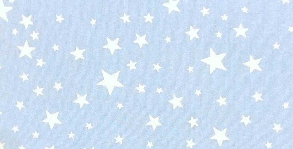 Lençol - Estrela Azul Bebê