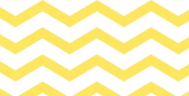 Ninho Baby - Chevron Amarelo
